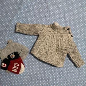 🌵3/$20 Baby Sweater